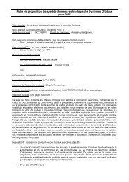 Commande robuste saturante pour le contrôle d'attitude - LAAS CNRS