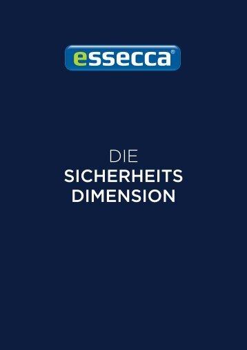 Firmenbroschüre downloaden - Essecca