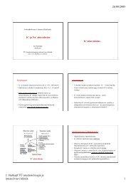 26/08/2005 J. Starkopf TÜ anestesioloogia ja intensiivravi kliinik 1