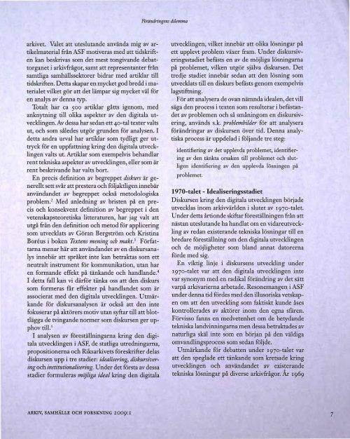 Media och arkiv - Visa filer