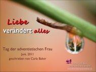 Präsentation als pdf-Datei - Christlichefrauen.net