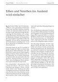 Newsletter Kanzlei - Rechtsanwalt Teneriffa - Seite 6