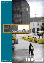 TaxARTIST 3/09 ARTIST 3/09 - HHP - Hammerschmied ...