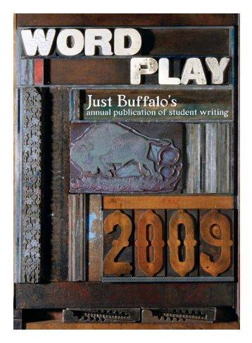 2009 (pdf) - Just Buffalo Literary Center