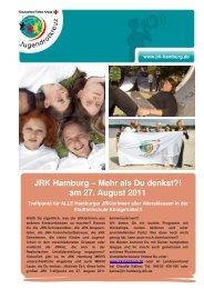 JRK Hamburg – Mehr als Du denkst?! am 27. August 2011