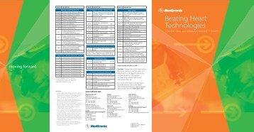 Beating Heart Technologies Brochure - Medtronic