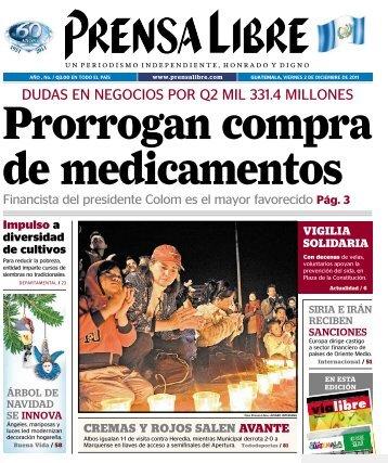 PDF 02122011 - Prensa Libre