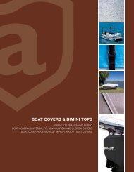 BOAT COVERS & BIMINI TOPS - Attwood