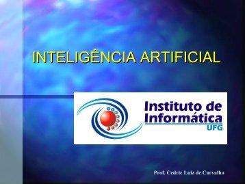 Prof. Cedric Luiz de Carvalho