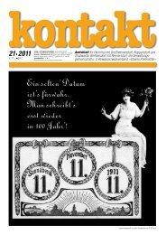 Ausgabe 21 (03.11.2011) PDF - Herrnhut