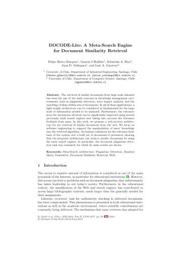 A Meta-Search Engine for Document Similarity Retrieval - Web ...