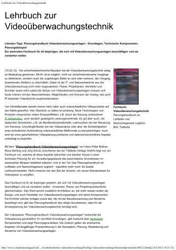 Rezension - TeMedia Verlag
