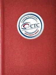 2009 Annual Report - Ctc