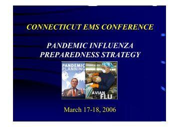 Pandemic Influenza Preparedness - emsedsem