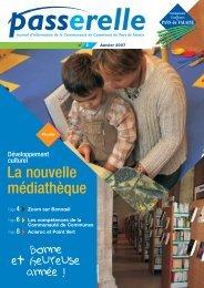 PASSERELLE N¡2 - Communauté de Communes du Pays de Falaise