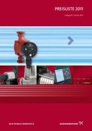 mit Sensor - Anlagen zur Wasser- und Luftreinigung