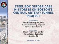 Steel Box Girders