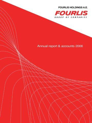 Annual Report FY06 - Fourlis
