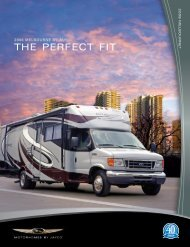 View Brochure (pdf) - Voyager RV Centre