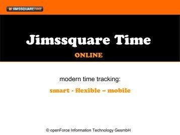 Jimssquare Time