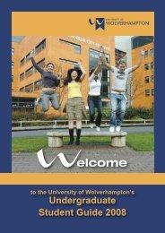 elcome - University of Wolverhampton