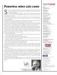 South Africa • R21.95 (incl. vat) - Watt Now Magazine - Page 3