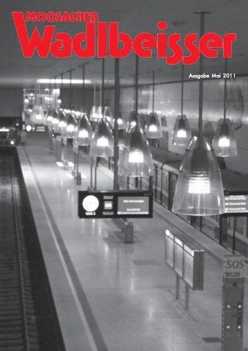 Ausgabe Mai 2011 (PDF) - SPD Moosach