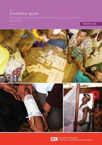 Facilitator Guide / Volume 1 - International Federation of Red Cross ...