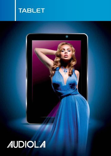 tablet - New Majestic Spa