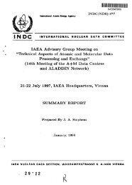 IAEA Advisory Group Meeting on