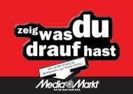 Der große VideoClip- Wettbewerb von Media Markt. - Scribe