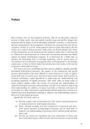 Preface - Institut für Wasserbau und Ingenieurhydrologie | TU Wien