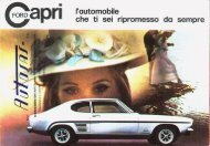 Ford Capri I - W?ochy (1) - Capri.pl