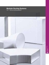 10 Modular Ducting Systems - Tekform