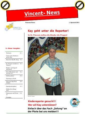 Vincent-News - Pfarrei St. Anton Regensburg