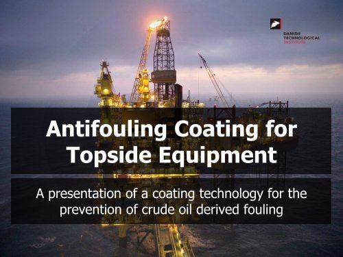 Technical Coating Presentation