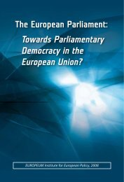 download in PDF - EUROPEUM Institute for European Policy
