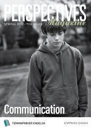 TERMINPRØVER ENGELSK SPRING 2012 – 9th grade - Linksidene