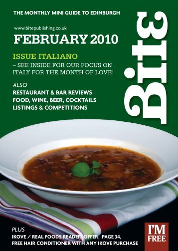 Download February 2010 - Bite Magazine