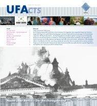 Nacht über Berlin – Der Reichstagsbrand - Ufa