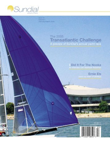 Transatlantic Challenge - Orchindesign.com
