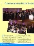 Jantar de confraternização marca o Dia da Iluminação - Abilux - Page 4