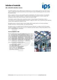 ABS - IPS Flow Systems