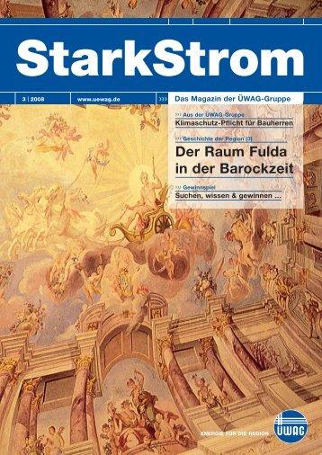 Der Raum Fulda in der Barockzeit - ÜWAG
