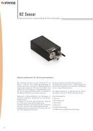 H2 Sensor - Stange Elektronik GmbH