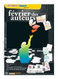 Le programme de Février des auteurs - Théâtre du Passage