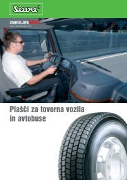 Plařœi za tovorna vozila in avtobuse - Fleet first