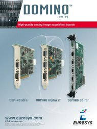 High-quality analog image acquisition boards - Image Labs ...