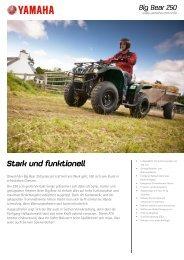 Stark und funktionell - Motorradhaus Stocksiefen GmbH