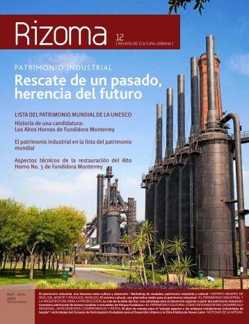 Rizoma 12 - Revista America Patrimonio